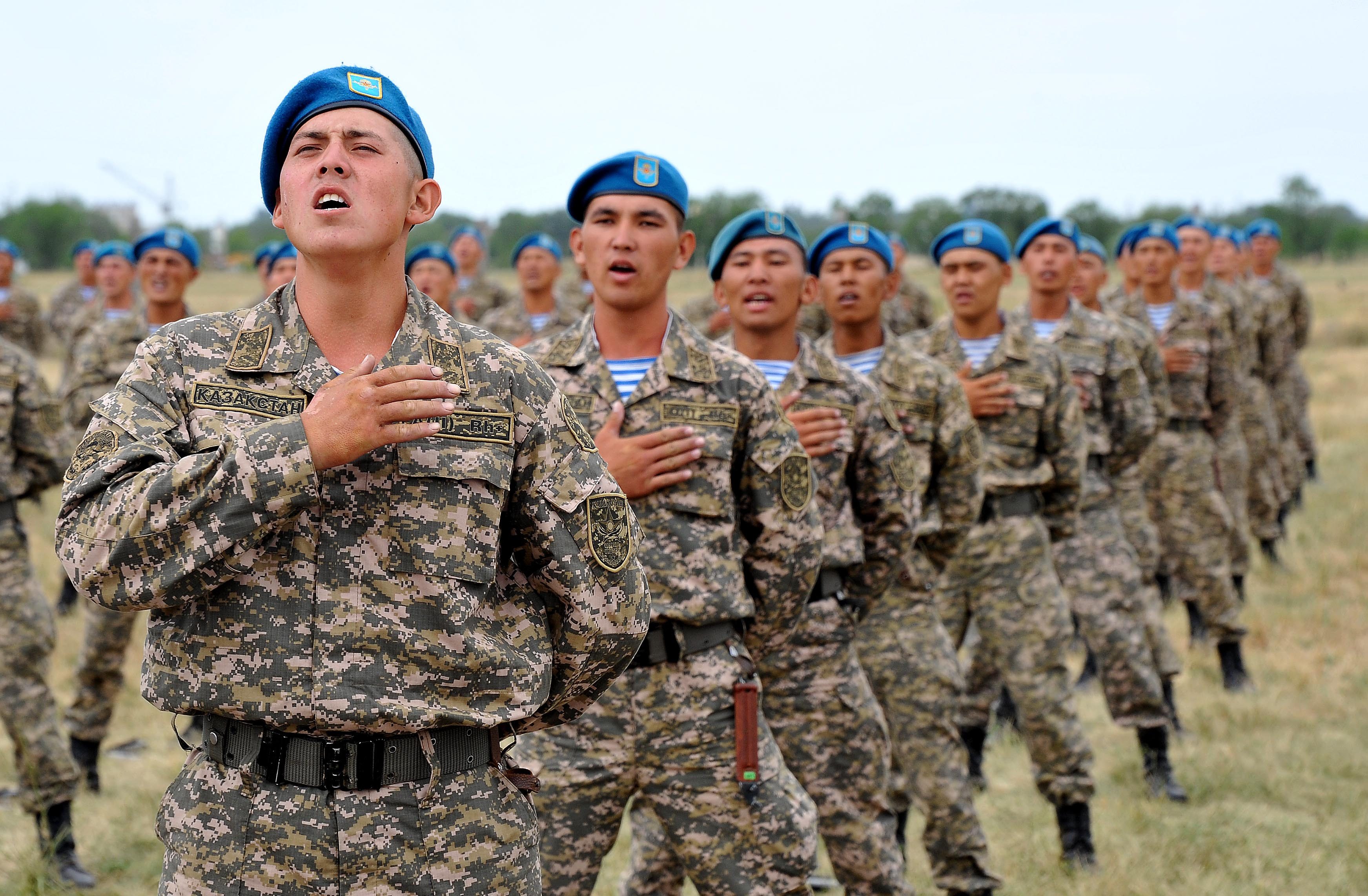 Во сколько обходится содержание солдата-срочника в казахстанской армии