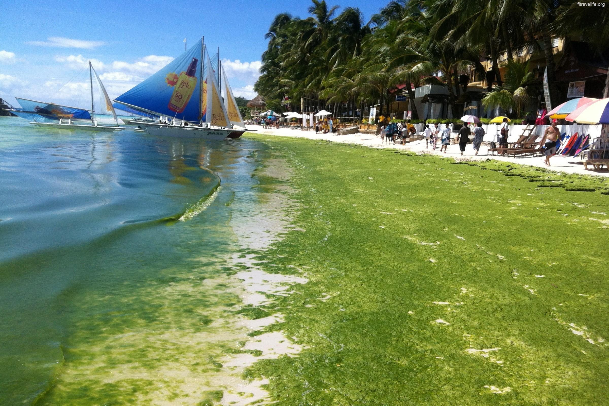 Остров Боракай на Филиппинах откроют для туристов в конце октября