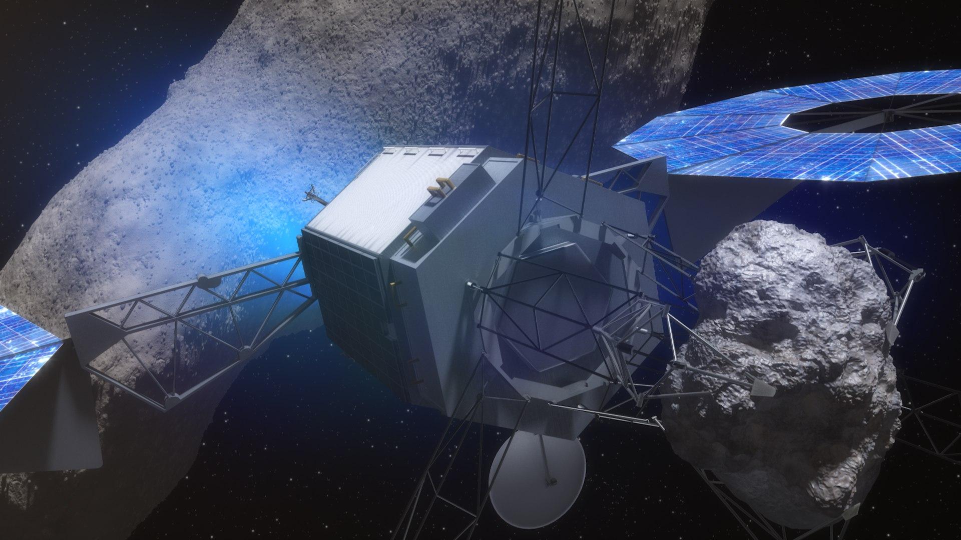 """Главы """"Роскосмоса"""" и NASA договорились провести первую встречу 10 октября на Байконуре"""