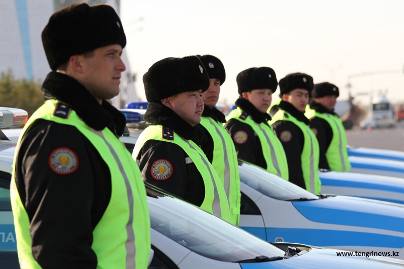 МВД Казахстана к сентябрю представит президенту предложения по реформе полиции
