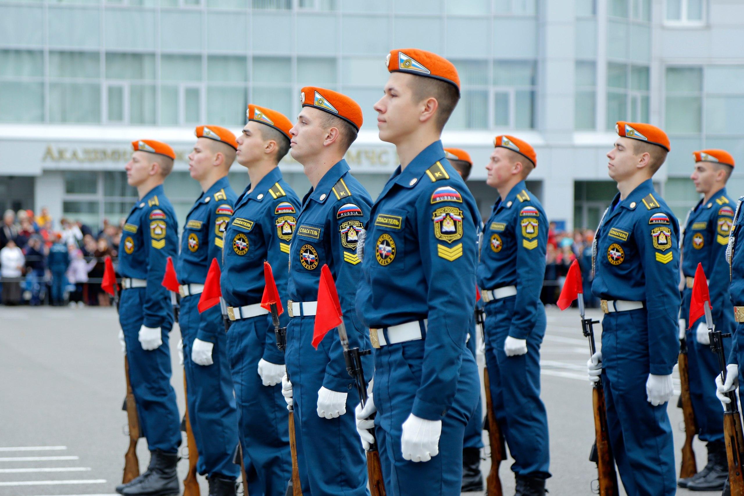 МЧС России планирует увеличить квоты казахстанцам для поступления в ведомственные вузы