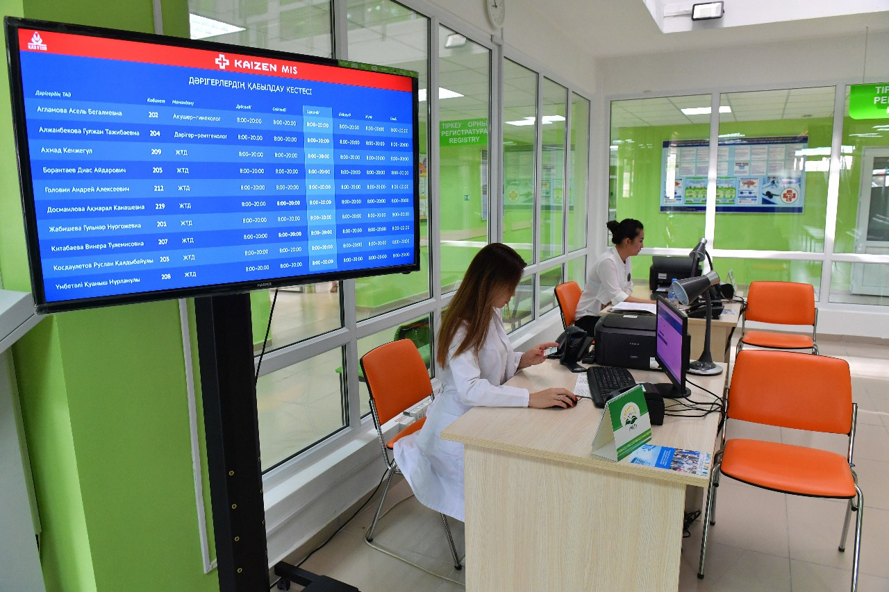 ОСМС: что нужно знать о прикреплении к поликлинике?
