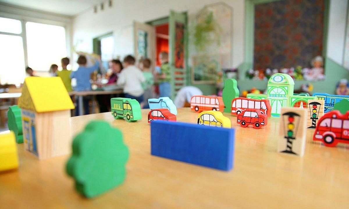 Электронную очередь введут в детских садах ВКО