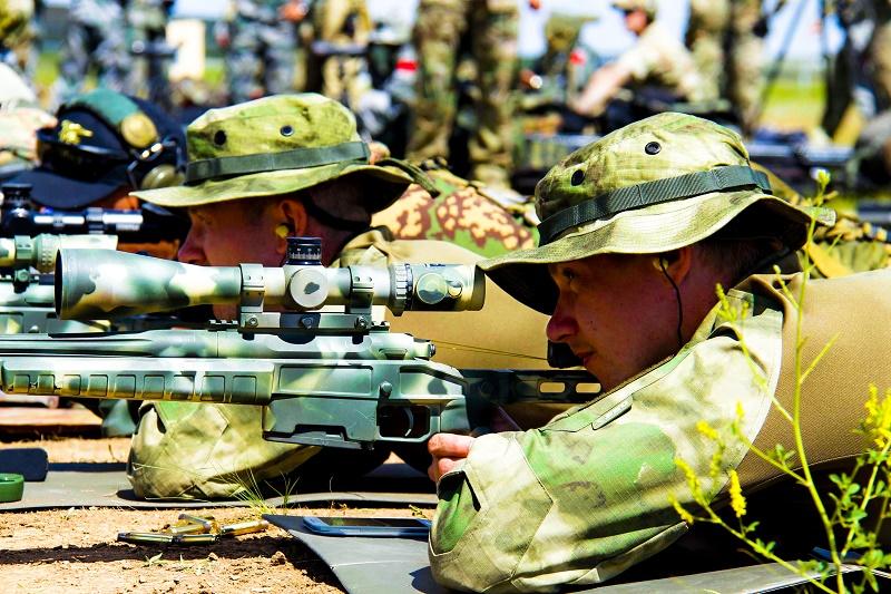 На территории Казахстана соберутся лучшие снайперы мира
