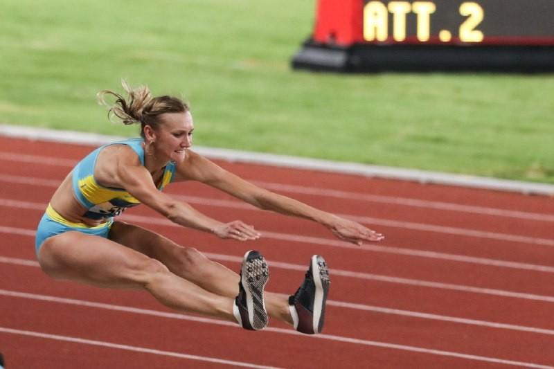 Ольга Рыпакова стала чемпионкой Азиады-2018