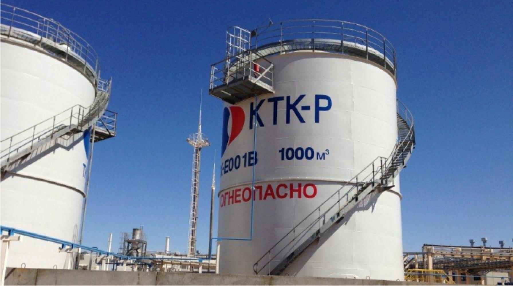 КТК в январе-августе увеличил экспорт нефти на 11,2%
