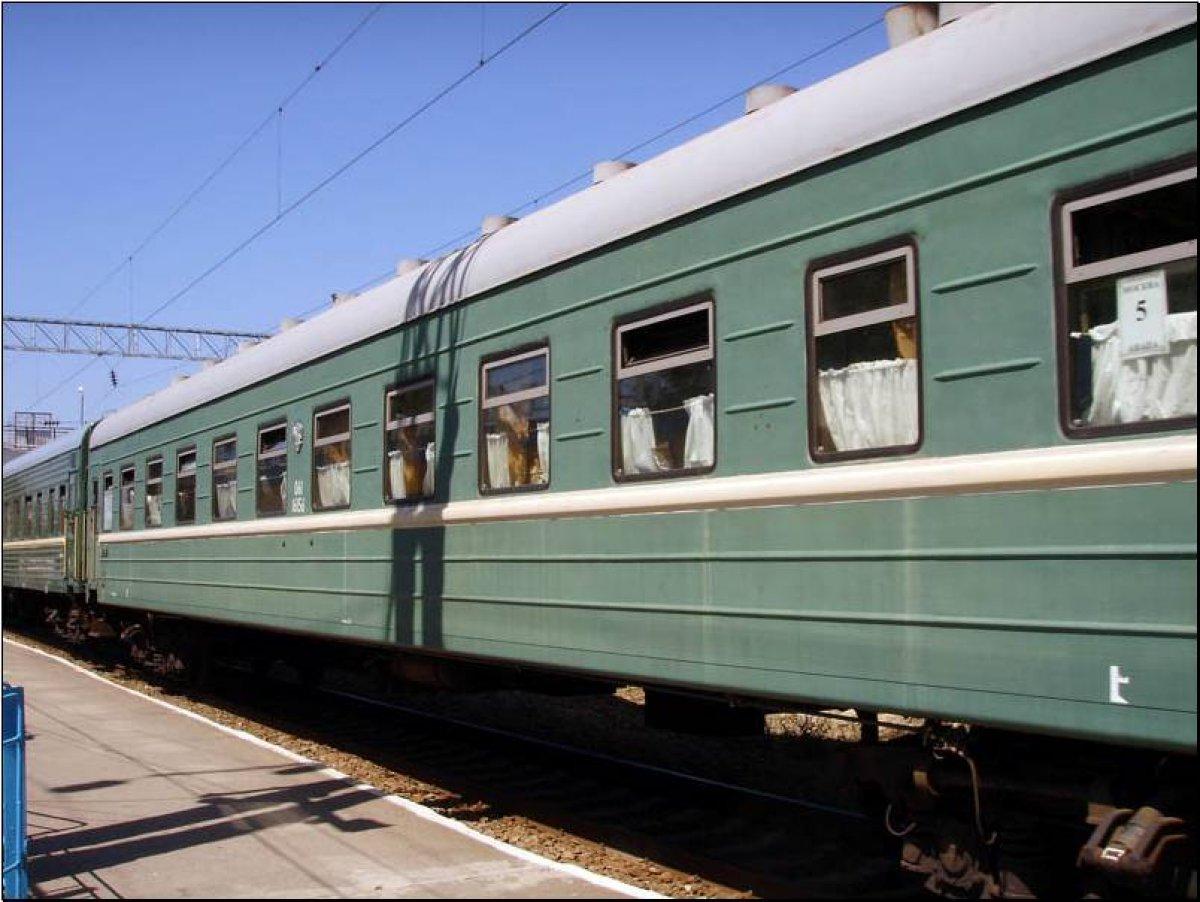 Вагоны мангистауских поездов обещали обновить в 2019 году