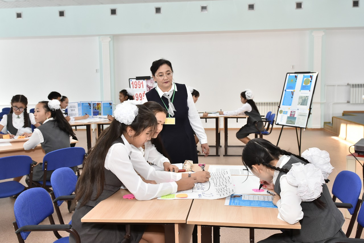 В Актобе открыли две новые школы