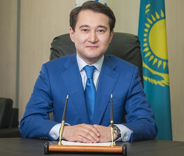 Нуржан Нурланов назначен управляющим директором холдинга «Байтерек»
