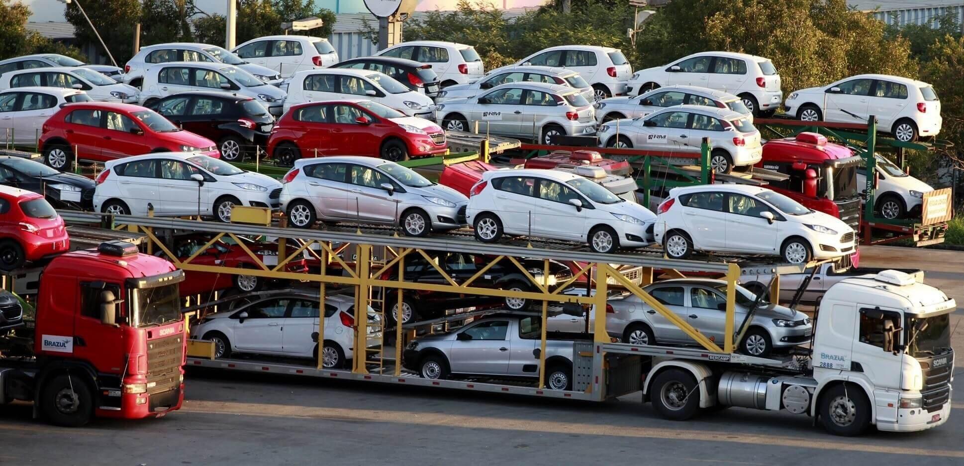 Объем поддержки спроса на автомобили в России в 2019 году может составить 10 млрд рублей
