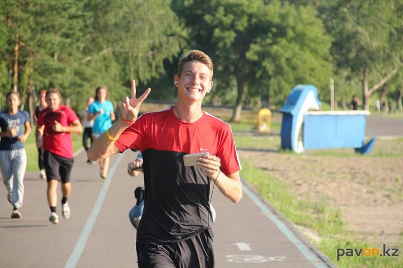 «Золото» кубка РК по триатлону завоевали спортсмены Астаны и Павлодара