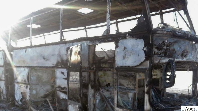 В РК проходит суд по факту возгорания автобуса, повлекшего гибель 52 граждан Узбекистана