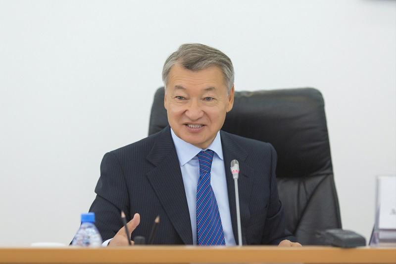 Даниал Ахметов избран председателем федерации легкой атлетики ВКО