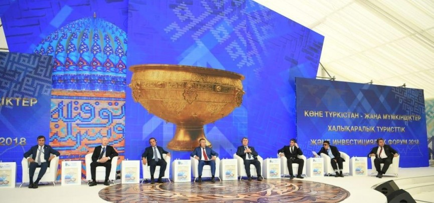 В Туркестане инвесторы намерены построить НПЗ, аэропорт и социальные объекты