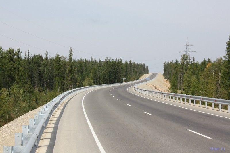 Объединяющая три региона трасса в обход Казахстана передана в федеральную собственность
