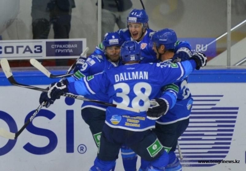 «Барыс» проиграл сборной Казахстана и стал третьим на Кубке Президента РК