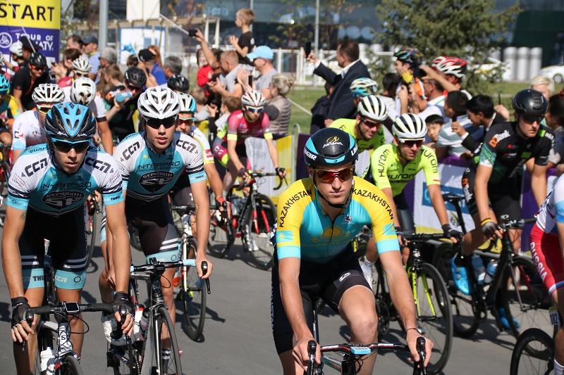 Луис Санчес победил во втором этапе «Тура Алматы-2018»