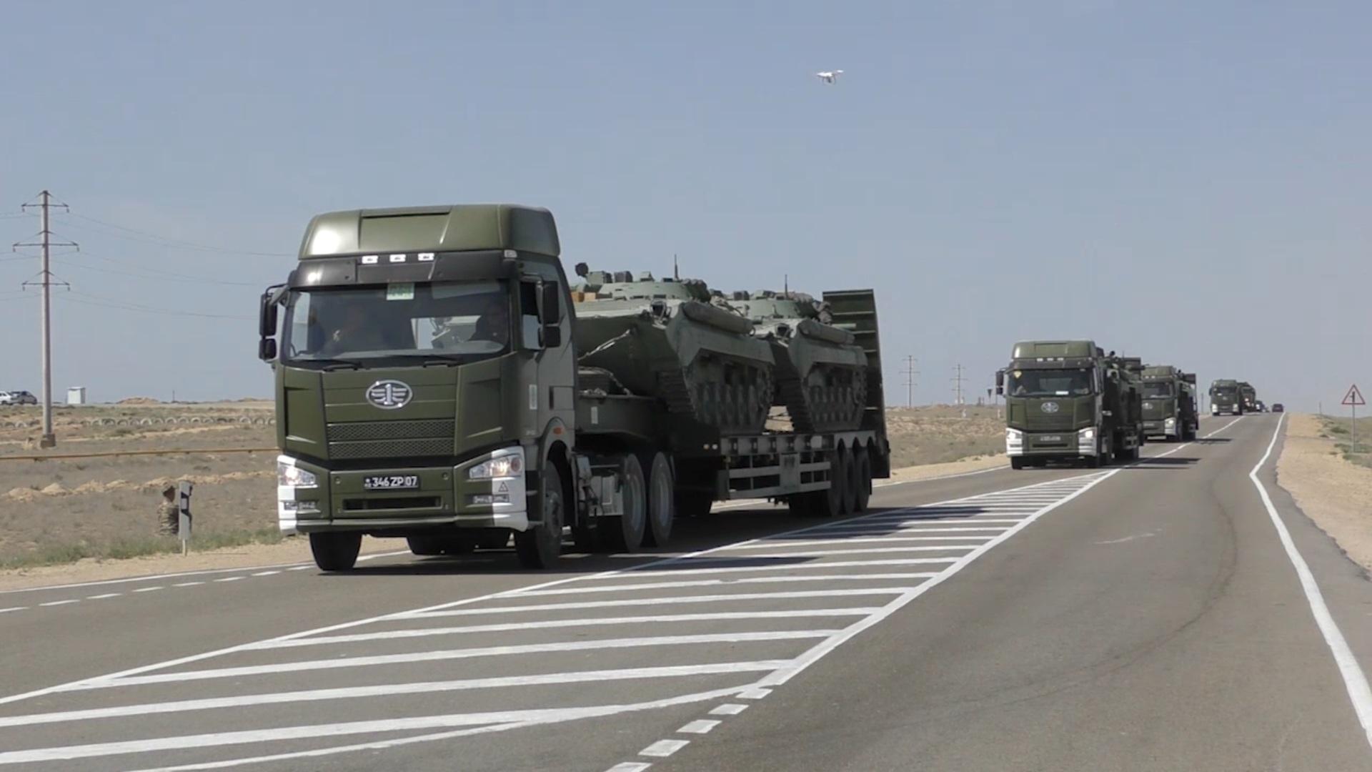 В Казахстане началась внезапная проверка боеготовности войск