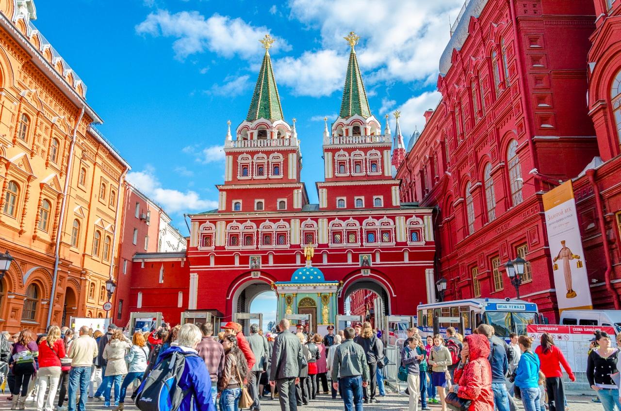 В праздновании Дня города в Москве приняли участие около 10 млн человек