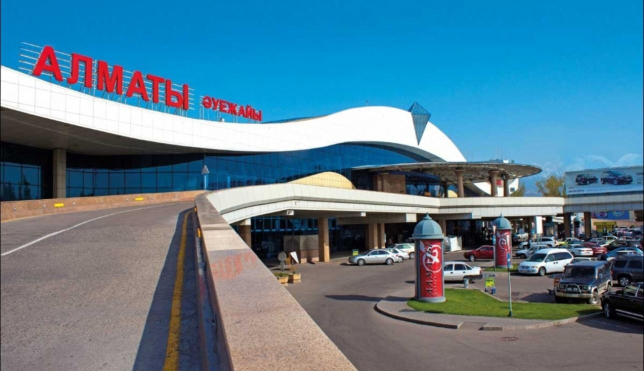 Аэропорт Алматы планирует увеличить пассажиропоток на 4-5%