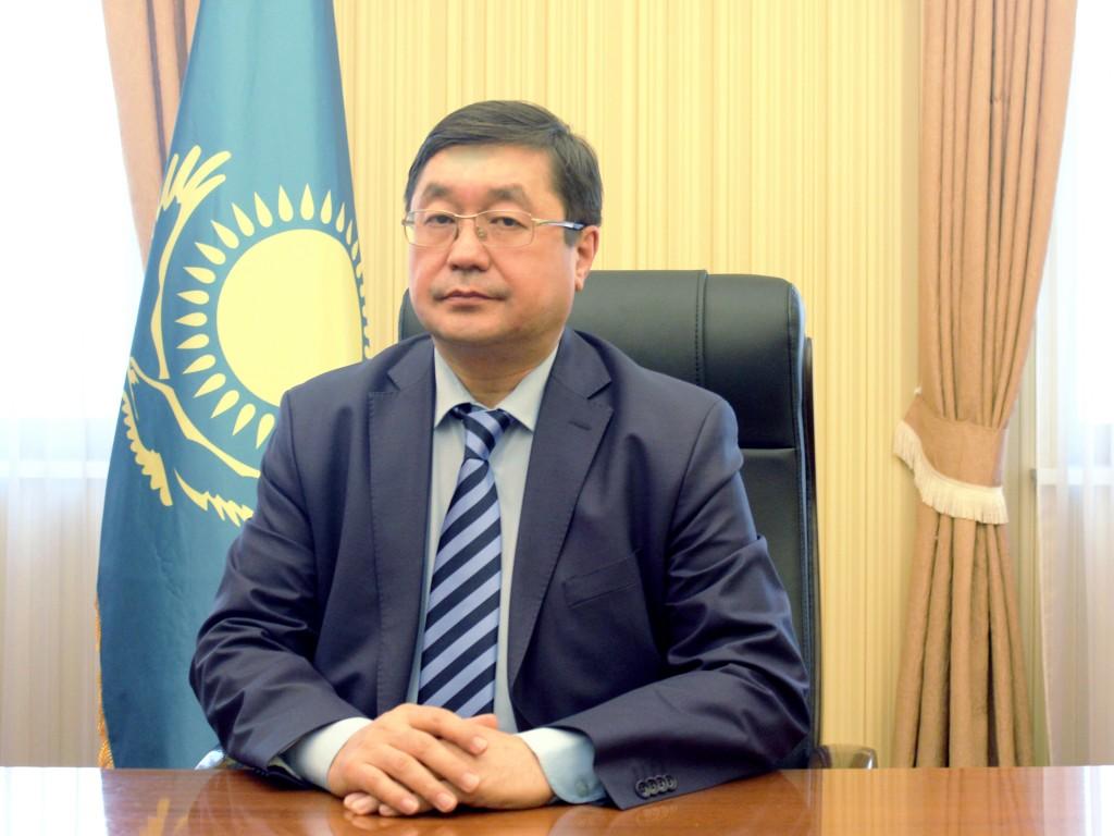 Еркин Онгарбаев освобожден от должности главы комитета по делам религий МДРГО РК