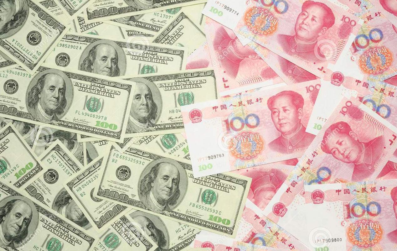 Китай сократил вложения в госдолг США