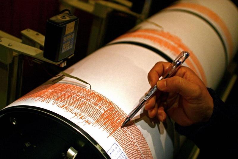 В 111 км от Алматы зарегистрировано землетрясение