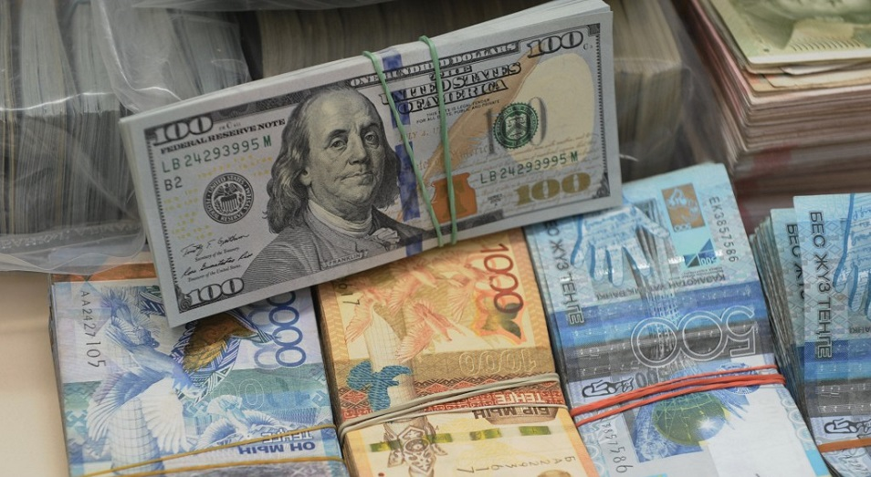 Төл валютамыз сәл-пәл нығайды