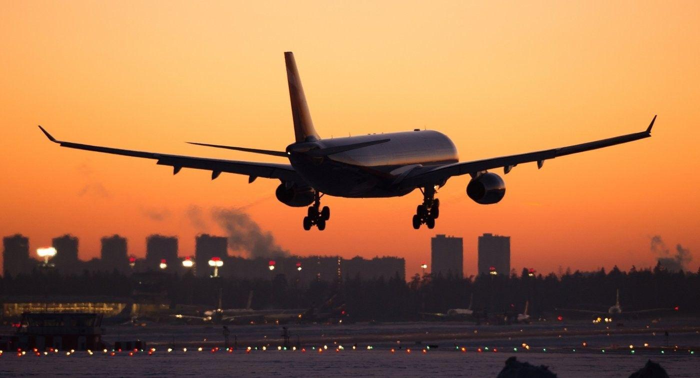 Назван самый популярный авиамаршрут в мире