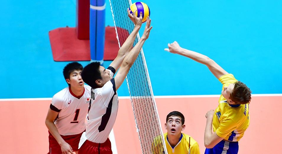 Казахстанцы стали 12-ми на молодежном чемпионате Азии по волейболу