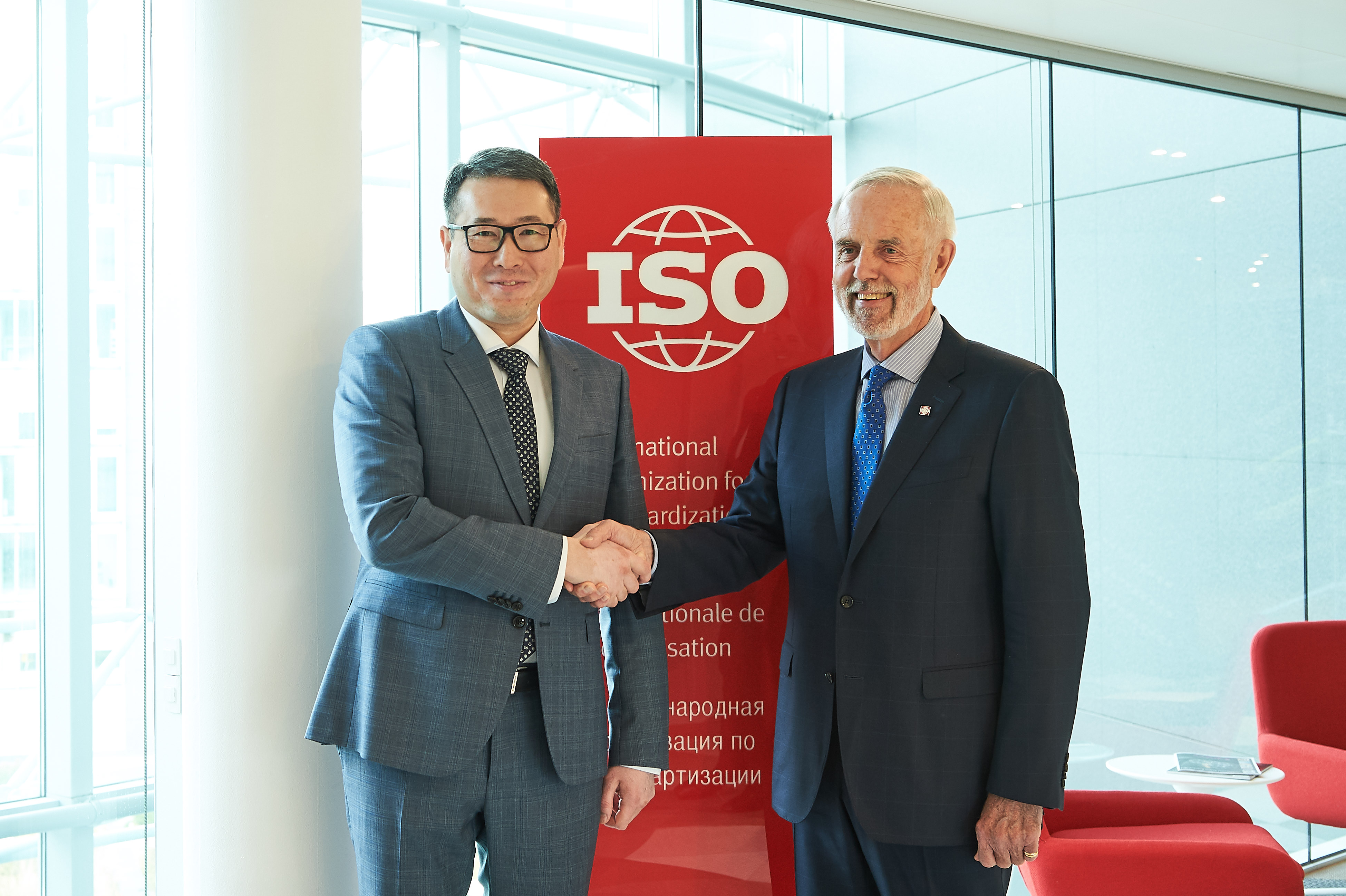Казахстан предложил открыть офис ISO в Центральной Азии