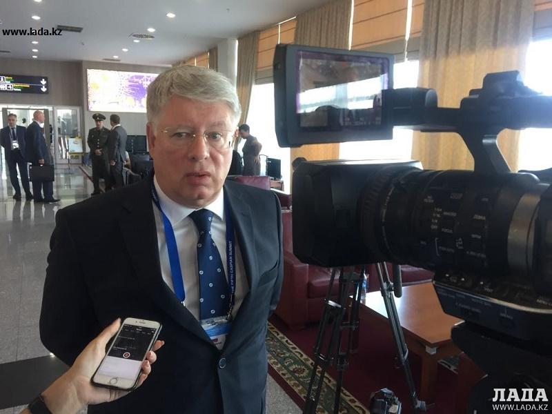 Посол России поблагодарил Казахстан за саммит в Актау