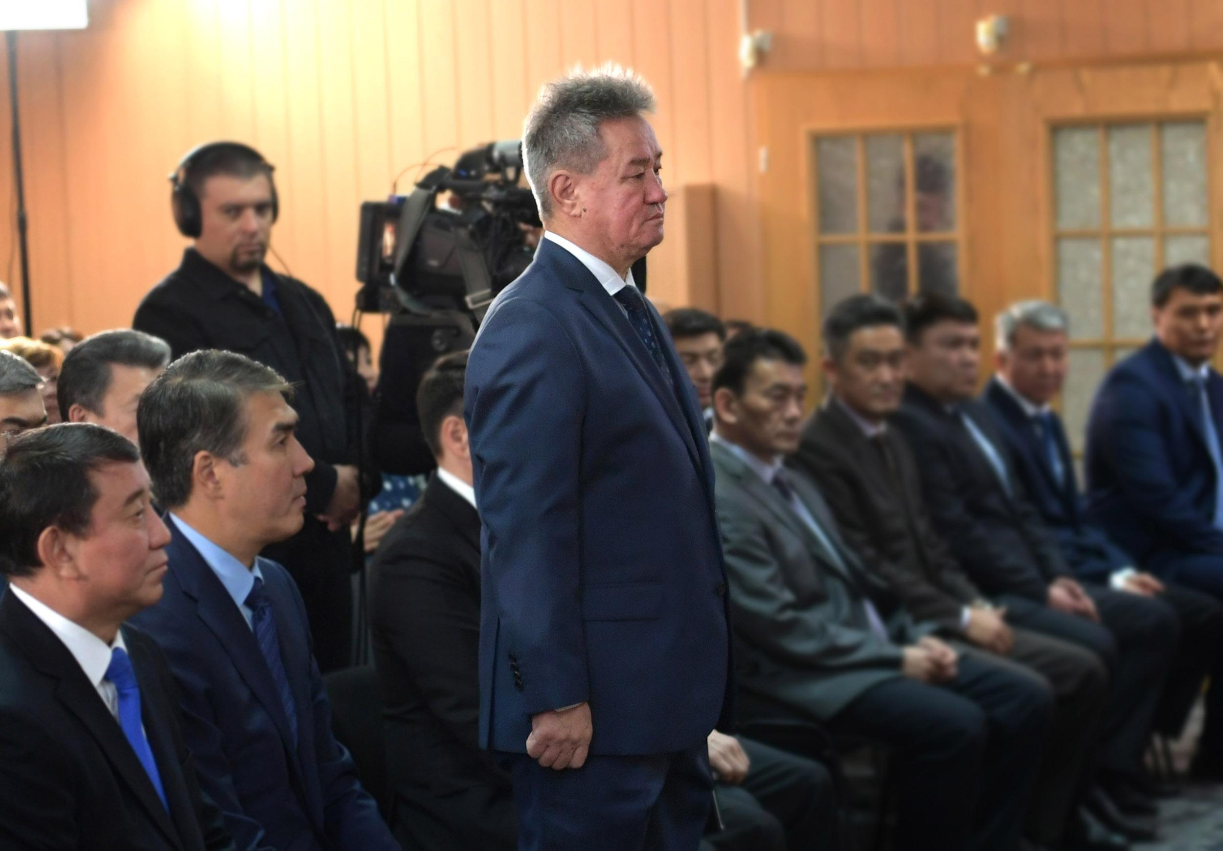 Нұрсұлтан Назарбаев «Сырбар» сыртқы барлау қызметінің жаңа басшысын таныстырды