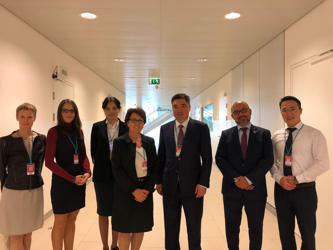 Австрия заинтересовалась казахстанским опытом в противодействии коррупции