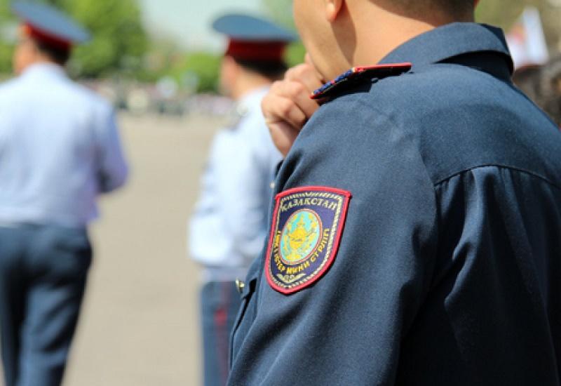 Усиленно патрулируют улицы Алматы после резонансного убийства фигуриста Дениса Тена