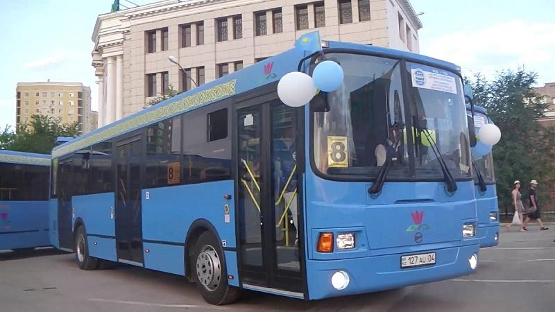 До 200 тенге может подорожать проезд в автобусах в Актобе