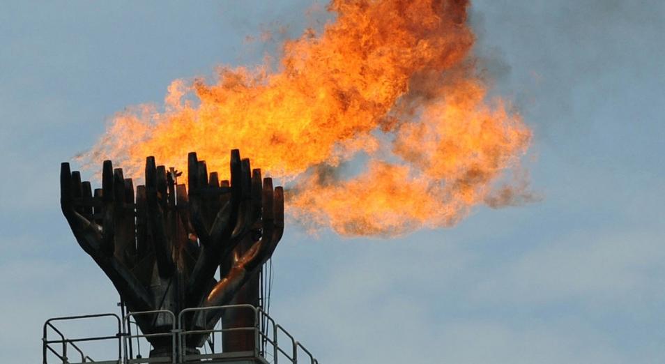 Казахстан снизил объемы сжигания попутного газа