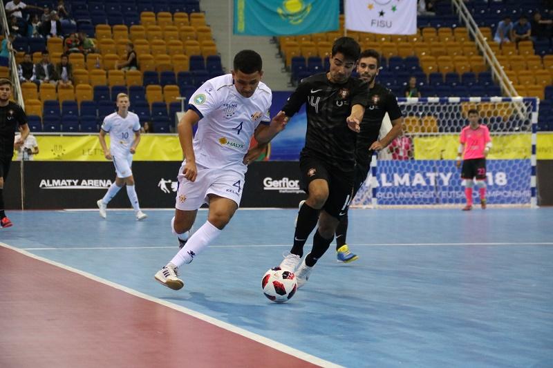 Сборная Казахстана по футзалу сенсационно вышла в финал чемпионата мира