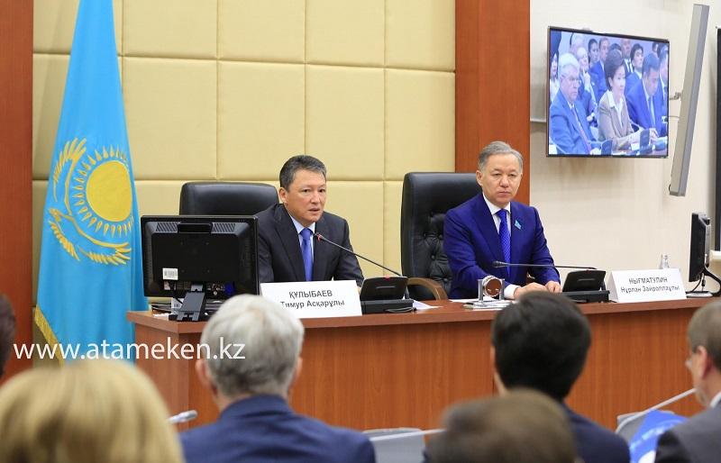 Тимур Кулибаев: «Отношение предпринимателей к власти изменилось, и это главное»