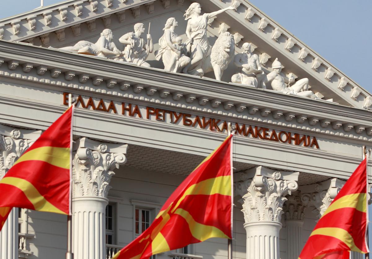 Республика Македония готова сменить название ради членства в ЕС