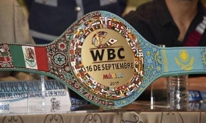WBC начал изготовление специального пояса ко второму бою Головкина и «Канело»