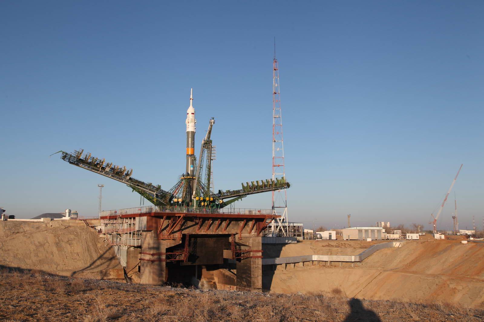 Казахстан и Россия согласовали район падения частей ракет при запуске спутников OneWeb