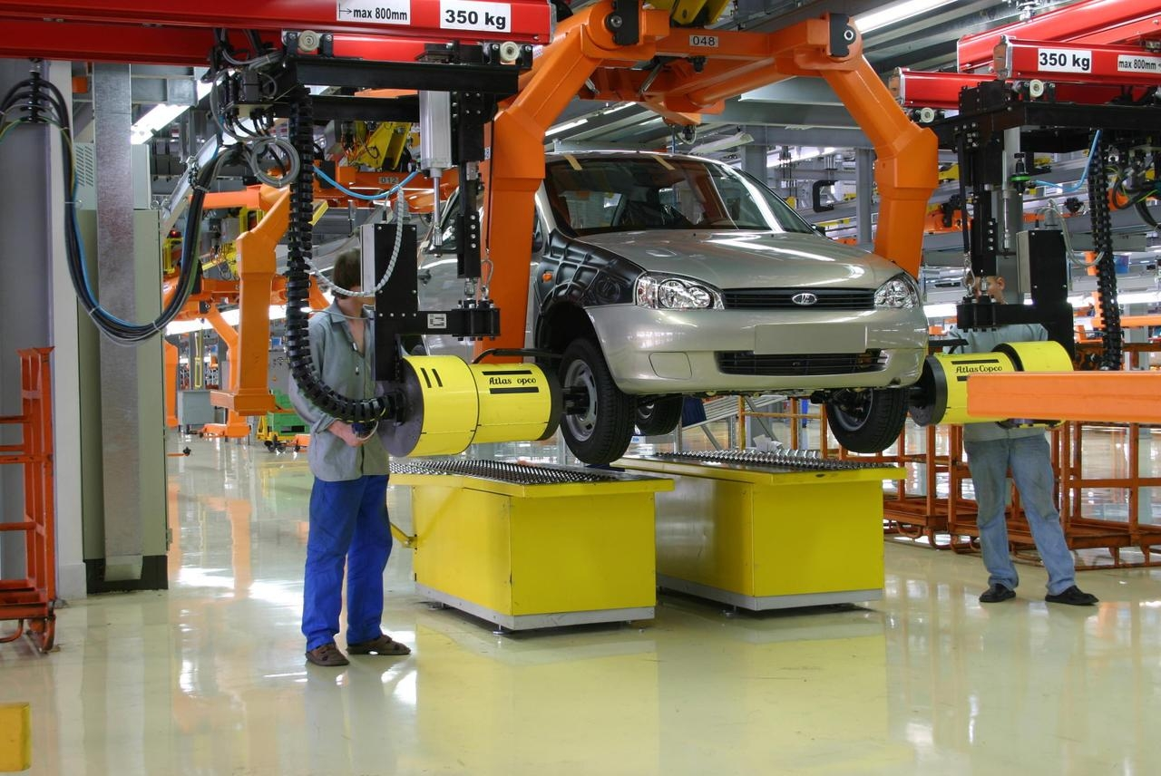 ЕАБР профинансирует строительство крупнейшего автопроизводства в Казахстане