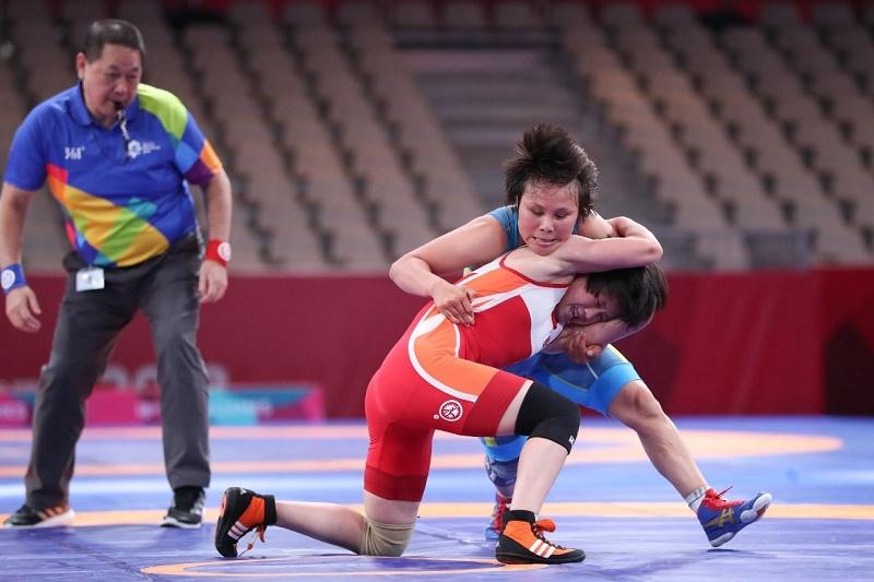 Жулдыз Эшимова принесла шестую медаль на Азиаде-2018