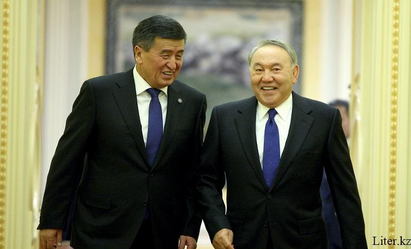 Главы Казахстана и Кыргызстана обсудили перспективы сотрудничества и график встреч