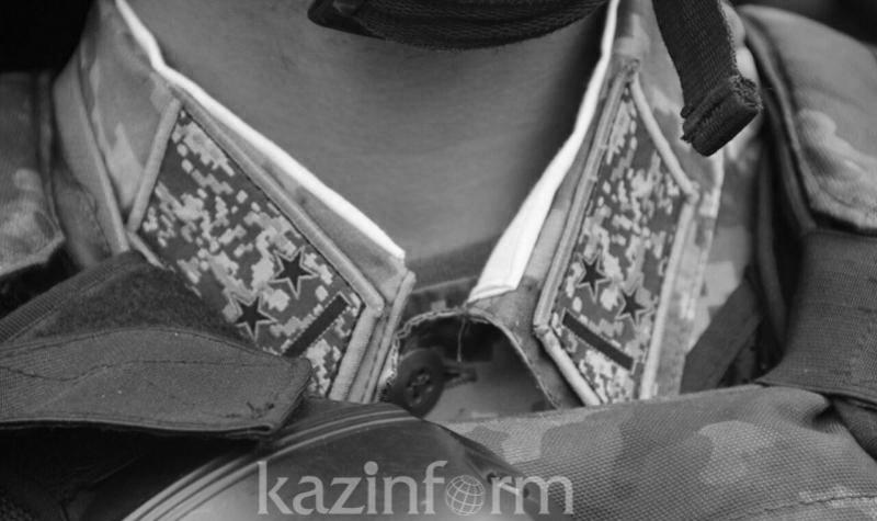 В Акмолинской области застрелился солдат-срочник