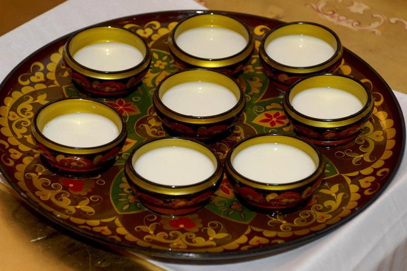 Оригинальную акцию по пропаганде национальных напитков организовали в Кызылорде
