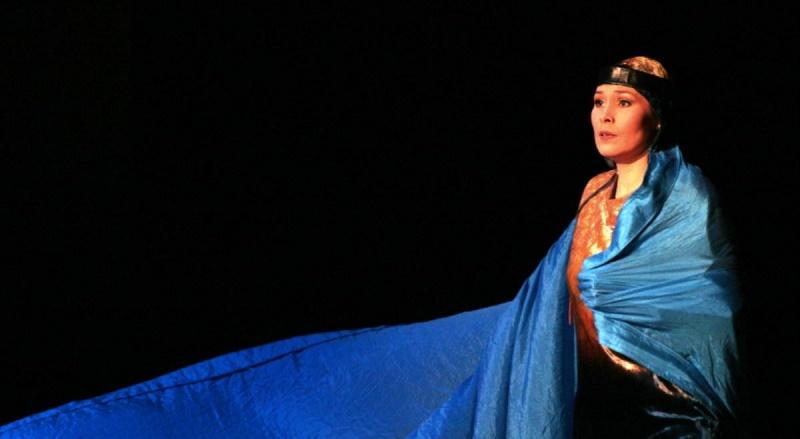 В Астане состоялся творческий вечер оперной певицы Майры Мухамедкызы