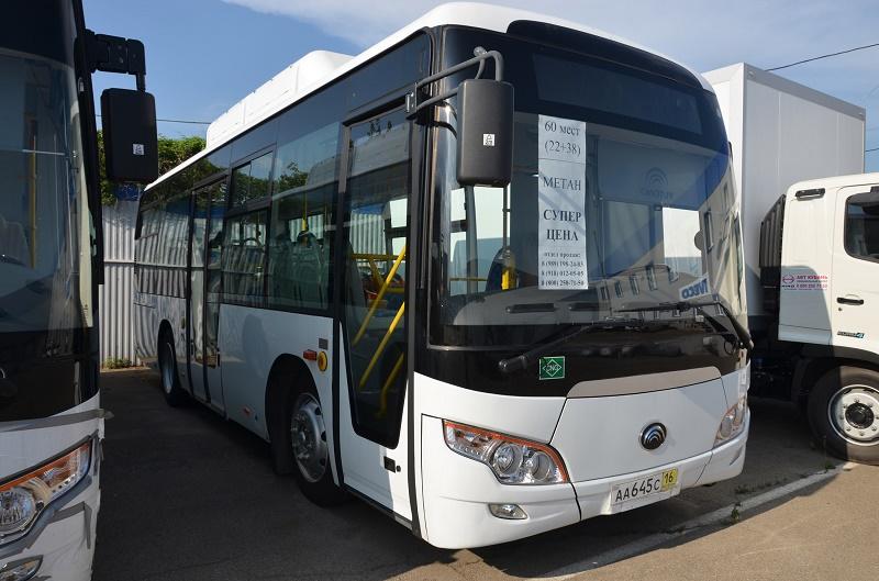 Водитель без прав управлял автобусом в СКО