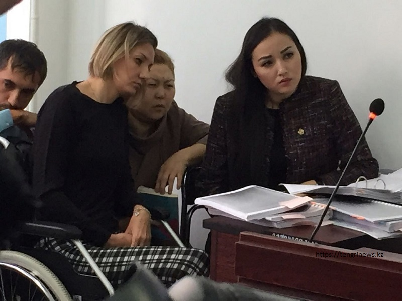 Екатерина Парафиева отсудила миллион тенге